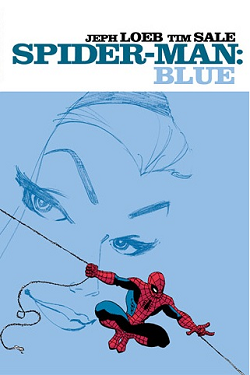 Spider-Man-Blue