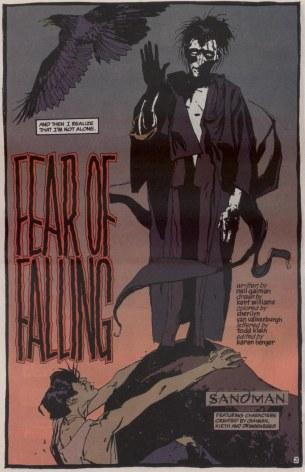 """Résultat de recherche d'images pour """"the sandman fear of falling"""""""